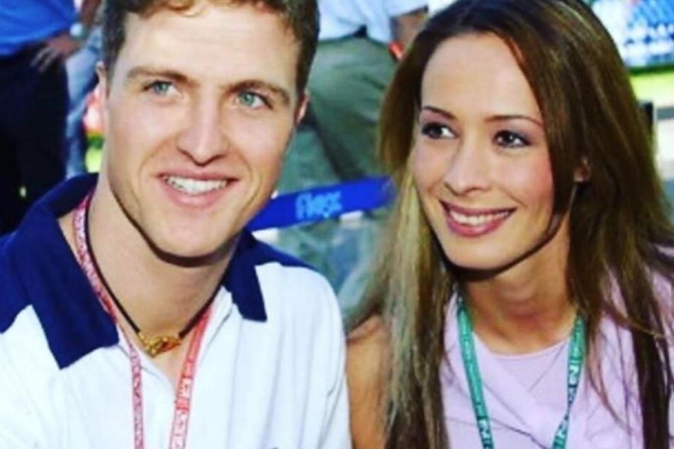 Ralf (44) und Cora Schumacher (42) waren lange das Glamour-Paar der deutschen Motorsport-Szene.