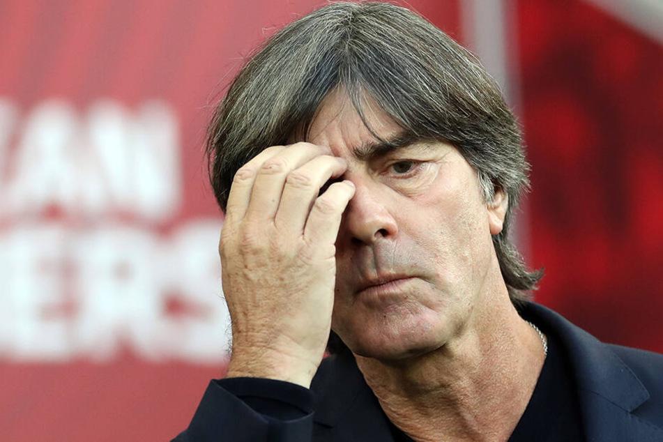 Die Sorgenfalten beim Bundestrainer Joachim Löw werden immer größer. Der nächste Ausfall scheint so gut wie sicher.