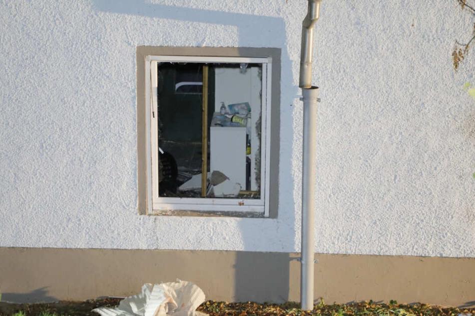 Die Explosion wurde wahrscheinlich durch illegale Pyrotechnik herbeigeführt.
