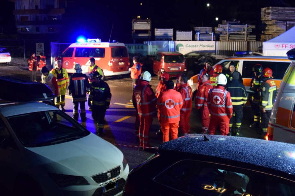 6 Tote in Südtirol: Betrunkener rast in deutsche Reisegruppe