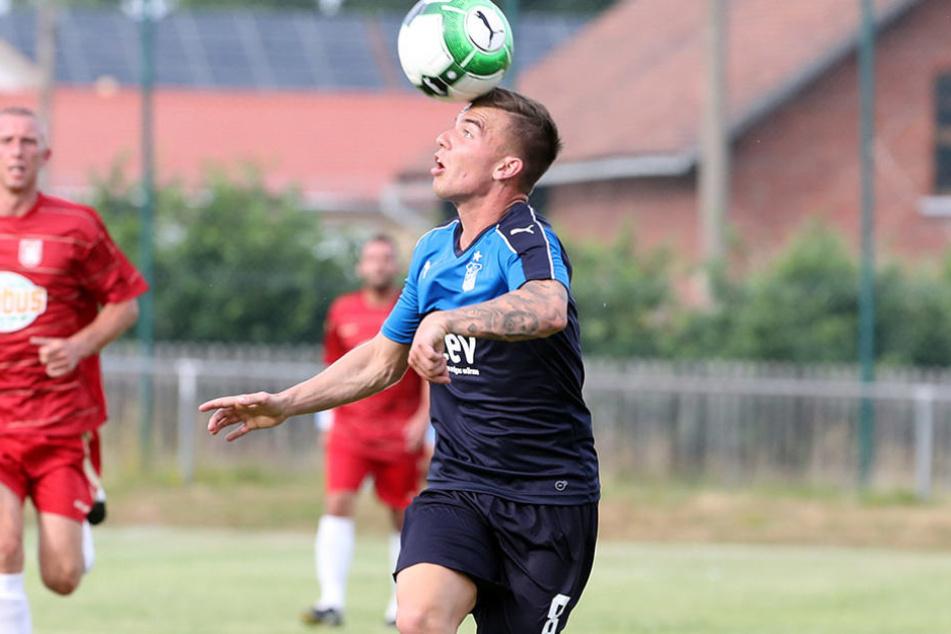 Auch Christian Mauersberger soll zur höheren Qualität im FSV-Team beitragen.