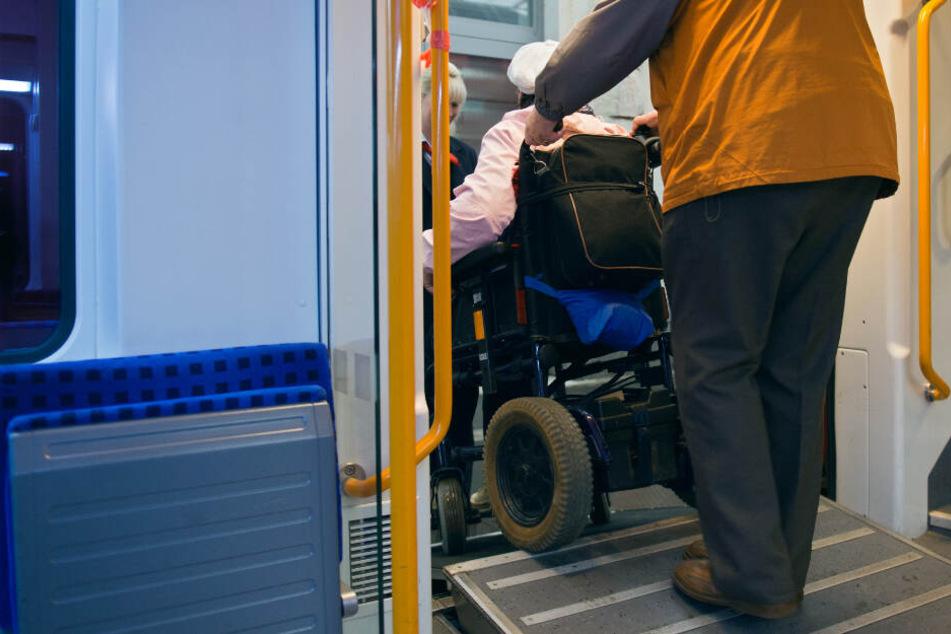Bahn ändert Service: Kostenfreies Angebot für Behinderte wird eingestellt