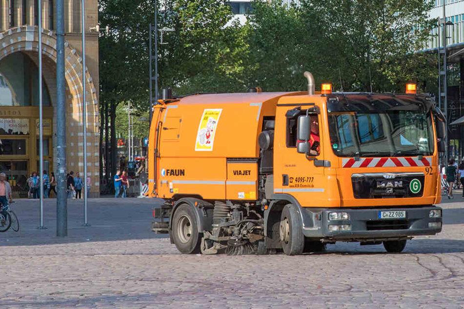 Der ASR will wissen, wie zufrieden die Chemnitzer mit der Stadtreinigung und Müllentsorgung sind.