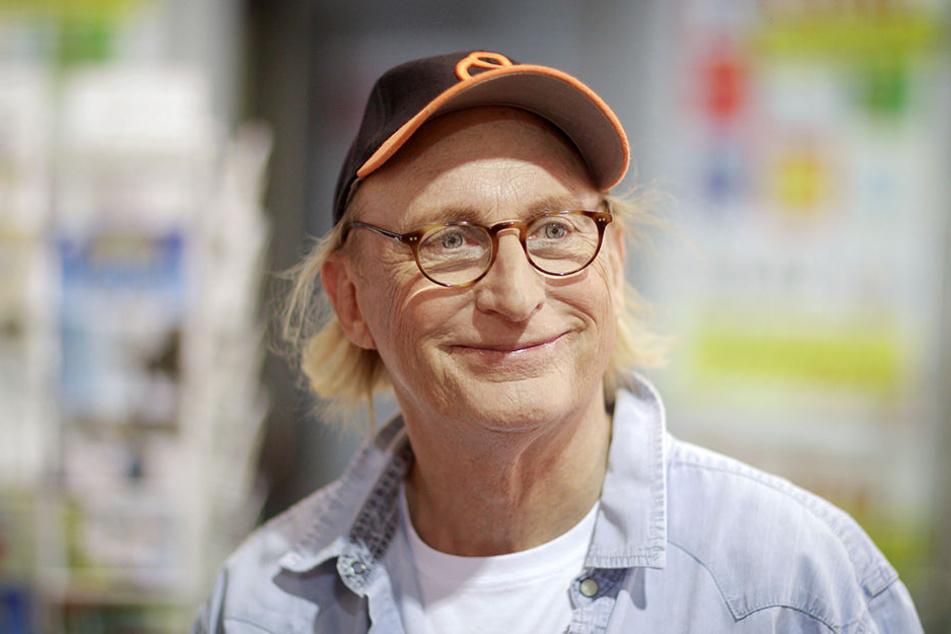 Otto Waalkes (69) kommt am 21. Oktober nach Erfurt um die Ottifanten zu versteigern.