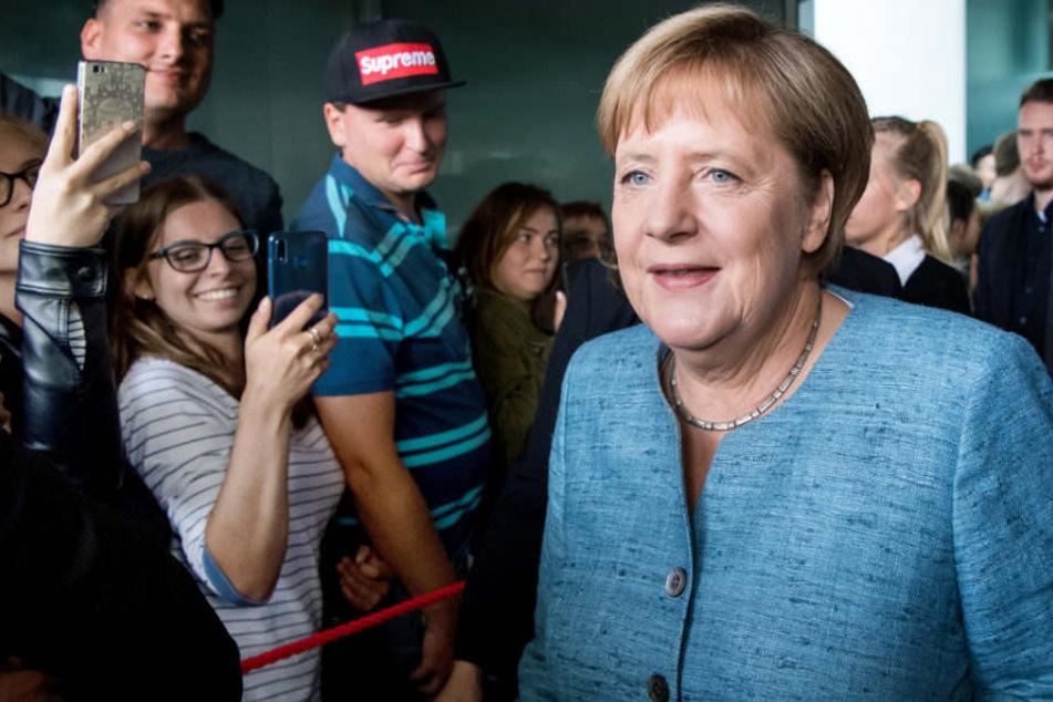 Fauxpas bei Merkel: Kanzlerin ist durch Schulprüfung gerasselt