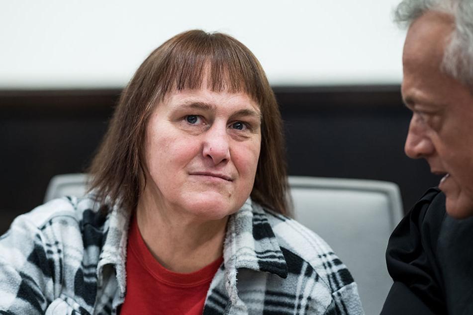 Angelika W. soll über Jahre hinweg mehrere Frauen misshandelt haben.
