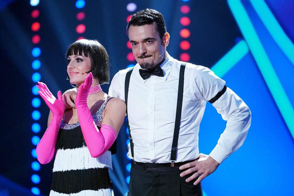 Die Enttäuschung war bei Giovanni Zarrella (39) und Marta Arndt (27) groß.