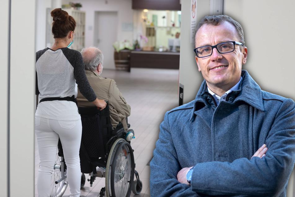 CDU-Politiker Krauß fordert Corona-Lockerungen in Altenheimen