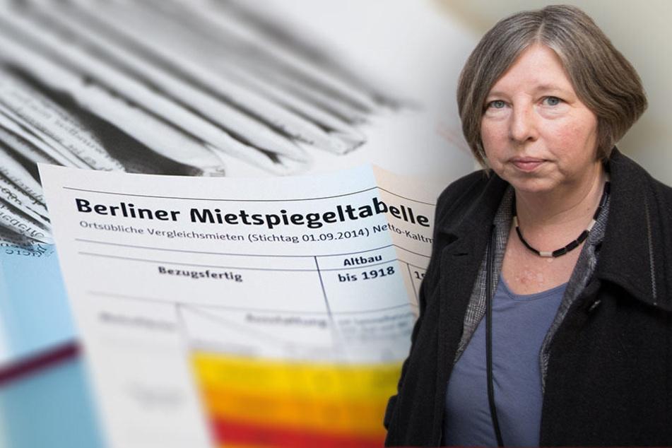 Der Mietspiegel liefert alle zwei Jahre eine Übersicht über ortsübliche Vergleichsmieten für knapp 1,4 Millionen nicht preisgebundene Wohnungen in Berlin.