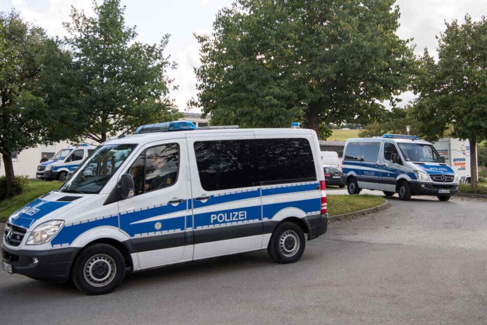Der Betrunkene konnte von der Polizei festgenommen werden. (Symbolbild)