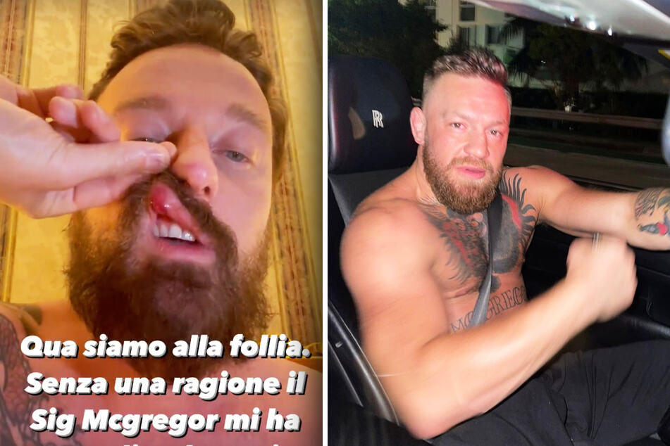 Getting down in the club? Conor McGregor accused of punching a DJ