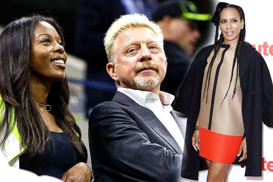 Boris Becker hat 'ne Neue! Ausgerechnet seine Ex verplappert sich