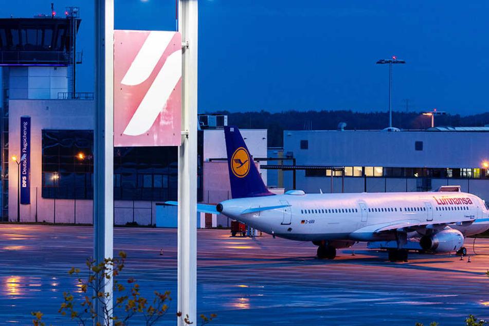 Dresden: Lufthansa-Streik: Diese Flüge sind in Dresden gestrichen