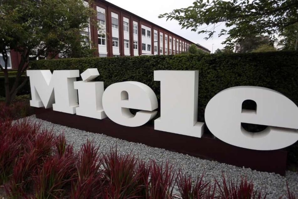 Miele hat seinen Firmenzentrale in Gütersloh.