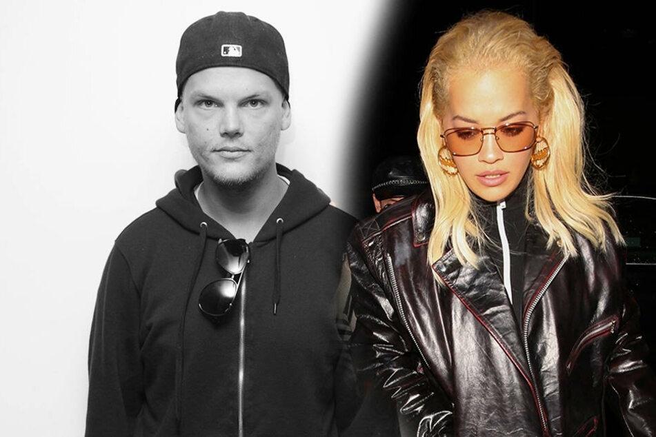 """Avicii (†28) und Rita Ora nahmen den gemeinsame Song """"Lonely Together"""" auf."""