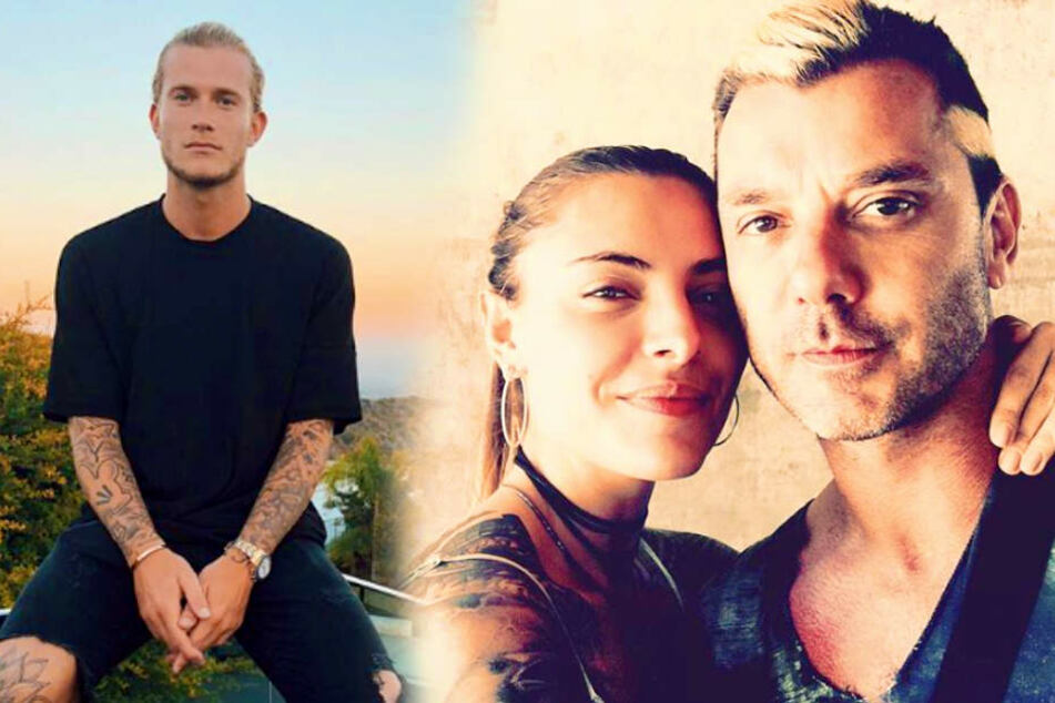 Knutsch-Fotos von Sophia Thomalla und Loris Karius: So reagiert Ex Gavin!
