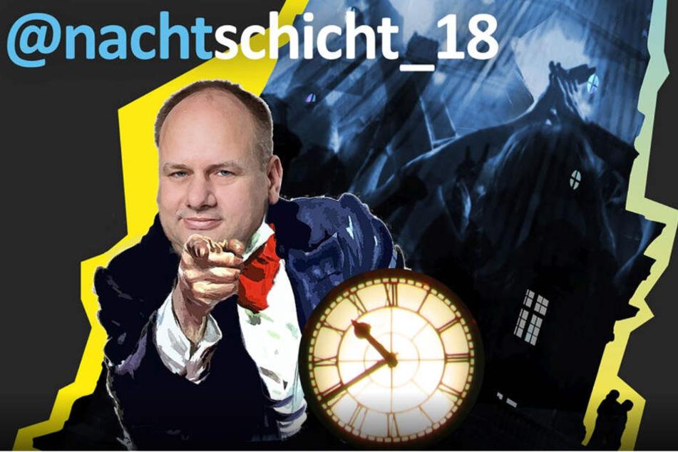 So warb OB Dirk Hilbert (48, FDP) für den Partyauftakt 2018.
