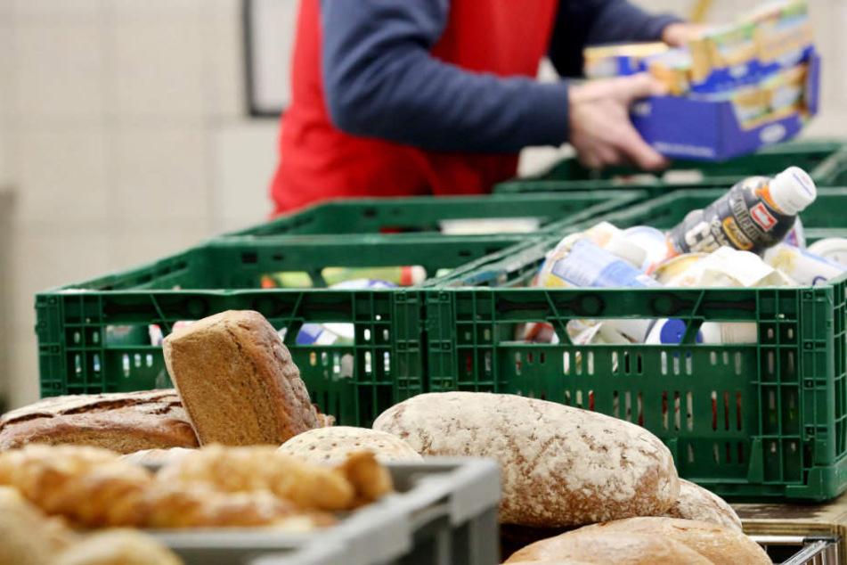 25.000 Bedürftige in Thüringen werden wöchentlich versorgt. (Symbolbild)