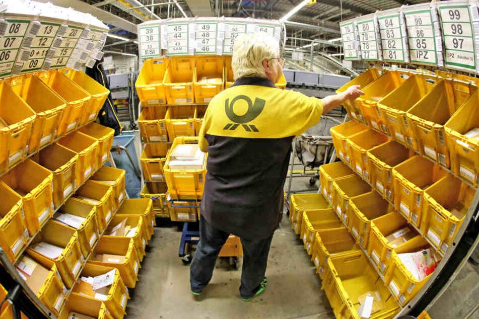 Trotz Paketboom: Deutsche Post mit Gewinneinbruch