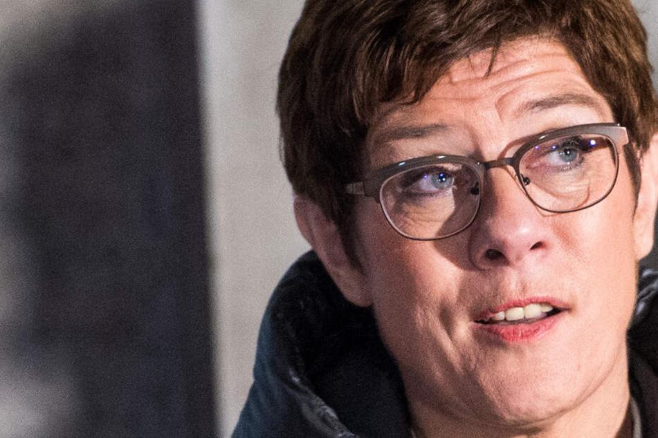 """""""Wer mehr verdient..."""": So wird bei CDU-Chefin AKK der Haushalt gemanagt"""