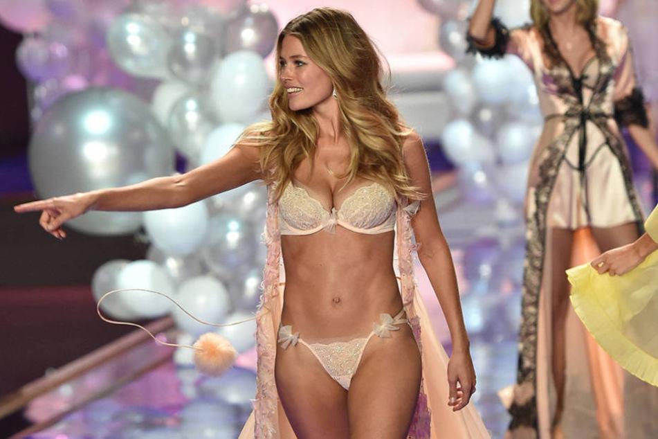 Das Supermodel lief jahrelang bei den Victoria's Secret Fashionshows.