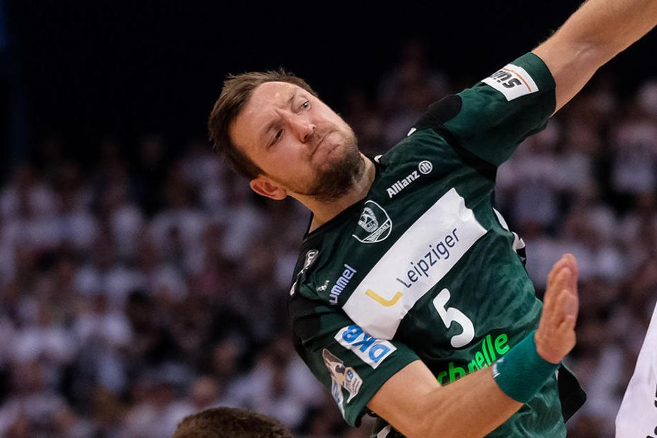 Andreas Rojewski musste wegen seiner Verletzung vorzeitig aus dem Trainingslager in Mittelhessen abreisen.