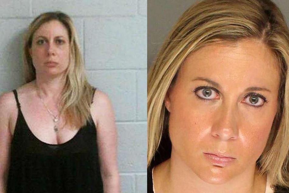 Laura Calladio Ramos (32) aus Connecticut soll zwei ihrer Schüler verführt haben.