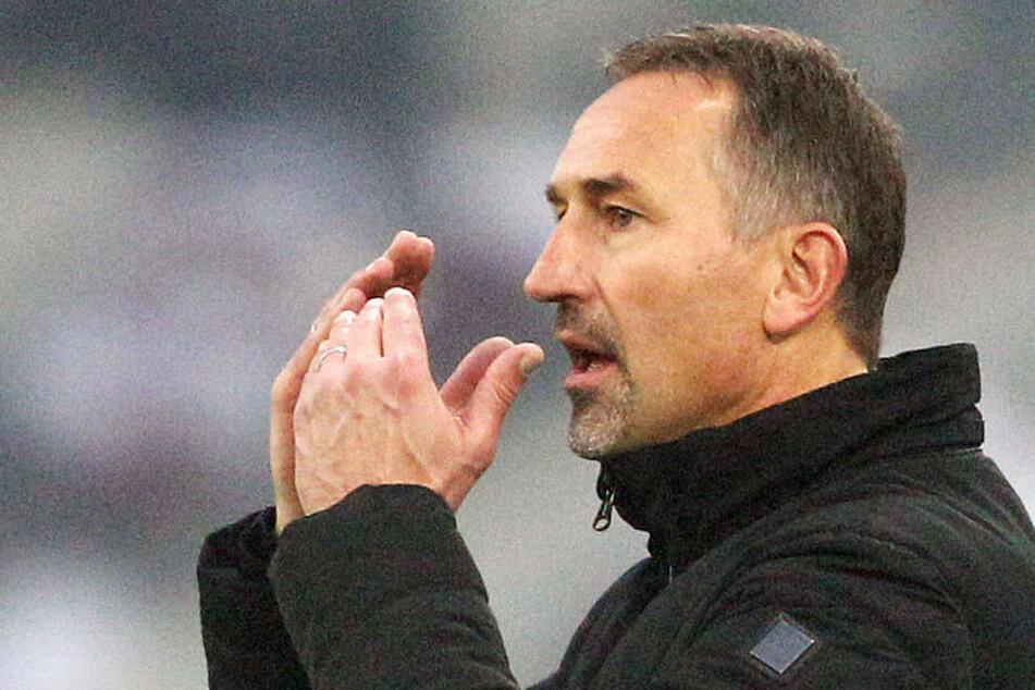 Trainer Achim Beierlorzer (51) muss den 1. FC Köln verlassen.