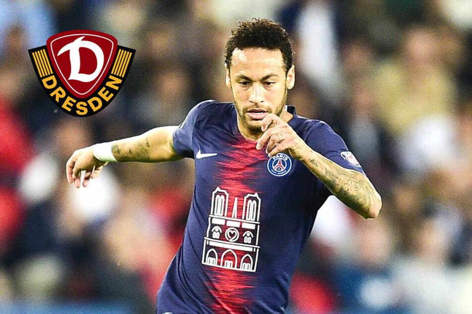Dynamo gegen PSG: Zaubert Neymar heute vor fast 32.000 Fans in Dresden?