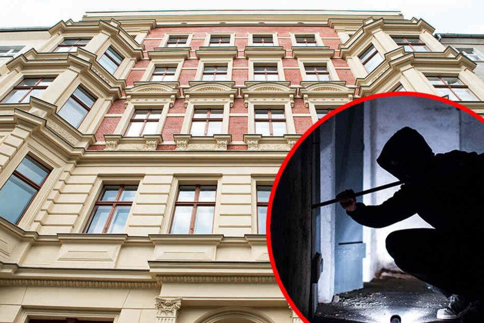 Sind die schönen Altbauwohnungen in Leipzig ein gefundenes Fressen für Einbrecher?