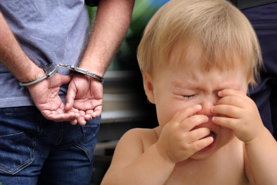 Schwer misshandelt: Vater (23) soll versucht haben, sein Baby zu töten