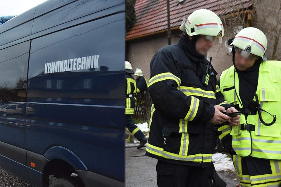 Hilfe kommt zu spät: Mann stirbt nach Wohnungsbrand bei Görlitz