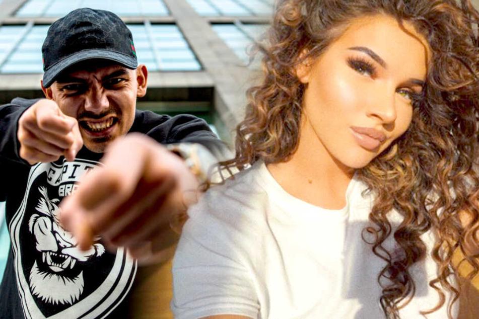 Was läuft da zwischen Rapper Capital Bra und Influencerin Shirin David?