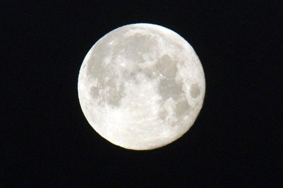 Am 14. November kommt uns der Mond so nah wie selten.