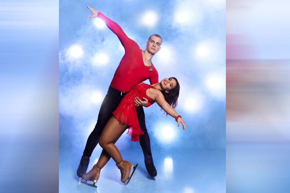 """Gute Gene: Schauspieler Eric Stehfest (30) aus Dresden tanzt ab Freitag bei """"Dancing on Ice"""". Schon seine Mutter war als Eiskunstläuferin erfolgreich."""