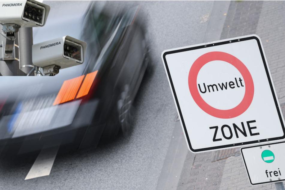 ADAC stellt sich gegen Kamera-Überwachung der Diesel-Fahrverbote