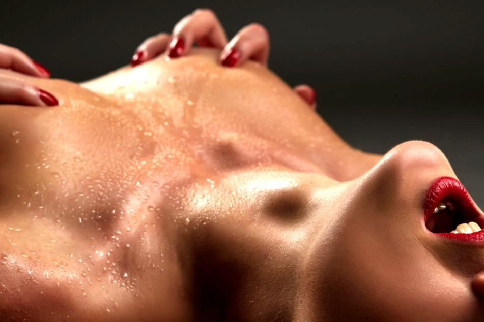 Lesbische Frauen hingegen können laut der Studie bis zu 55 Orgasmen pro Woche erleben.