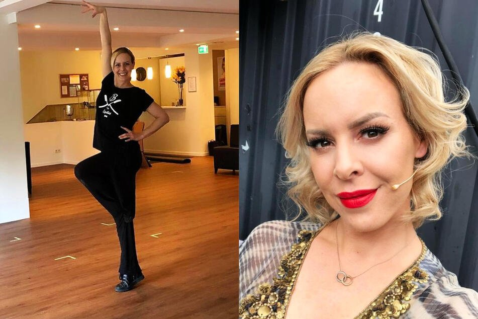 """""""Let's Dance""""-Star Isabel Edvardsson hat Angst um ihre Existenz: """"Das ist alles, was ich kann"""""""