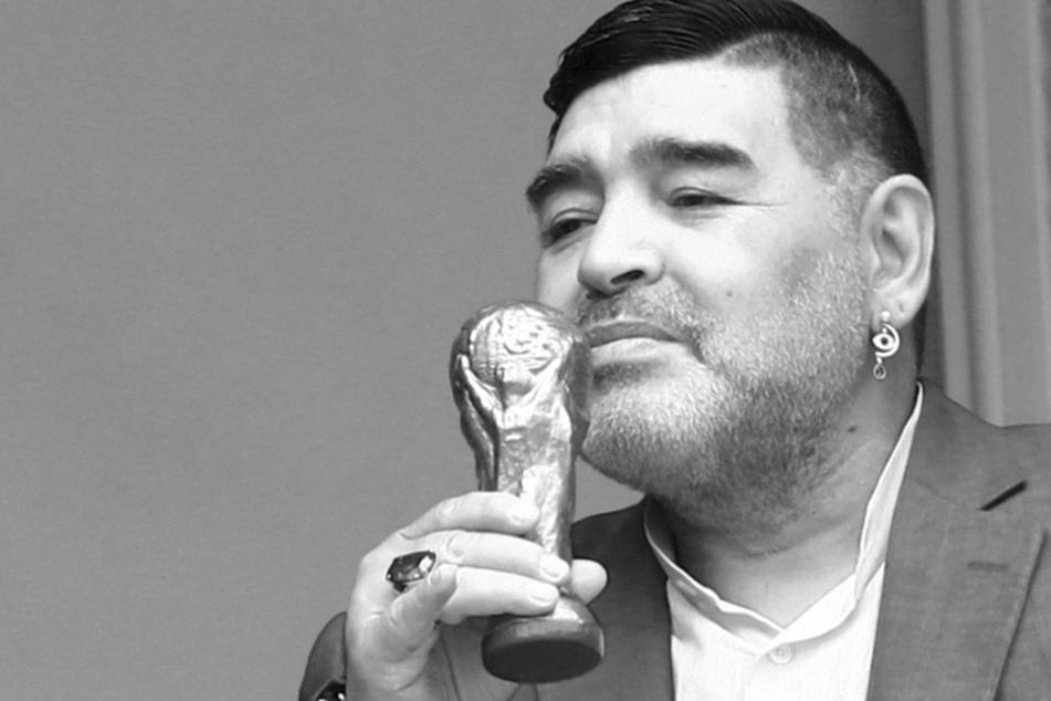 Tod von Diego Maradona: Notärzte sollen eine halbe Stunde zu seinem Haus gebraucht haben