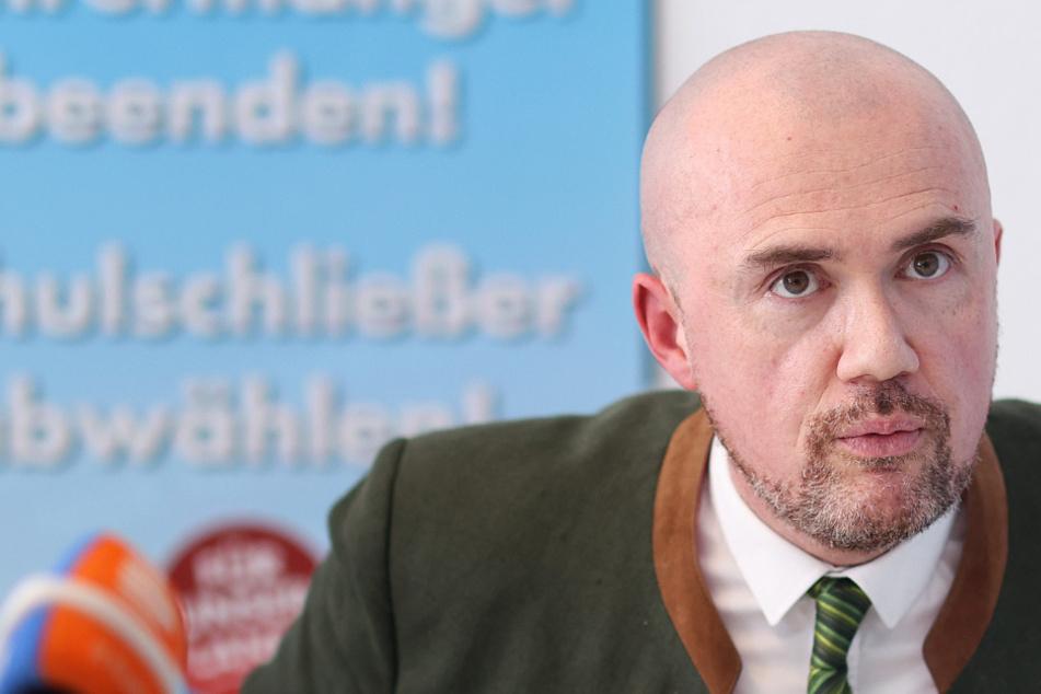 AfD-Parteitag in Dresden: Antrag auf Liberalisierung des Waffenrechts knapp abgelehnt
