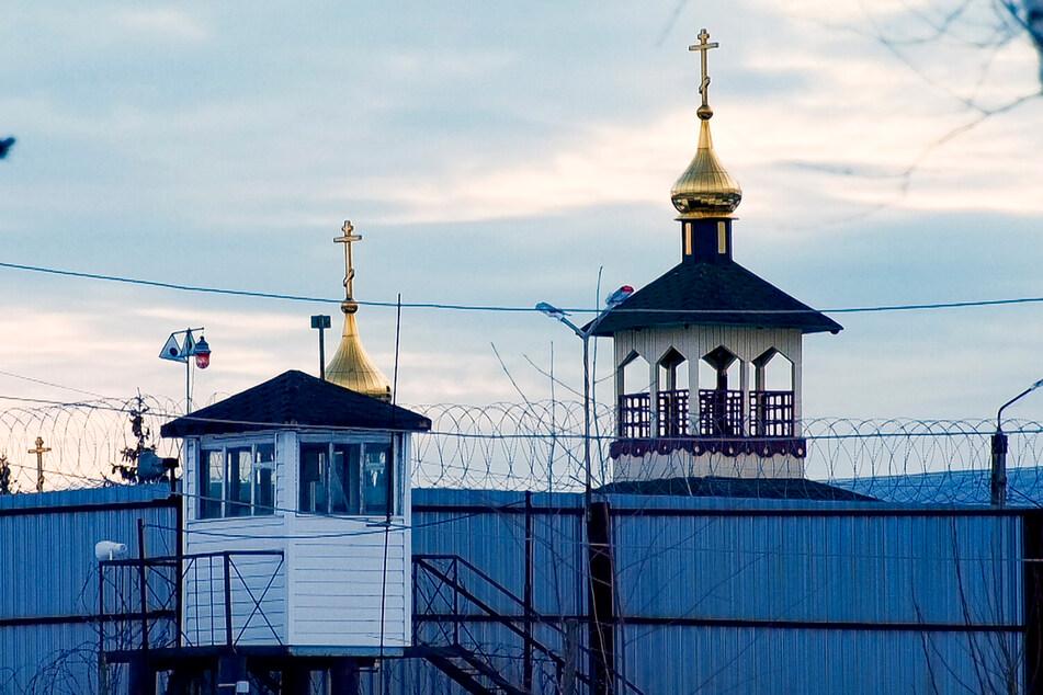 In einem ähnlichen Straflager wie diesem (hier die Gefangenenkolonie IK-2) starben die beiden Frauen (Symbolbild).