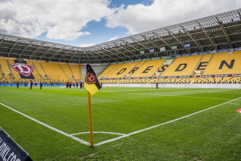 Das Dynamo-Stadion: Rein nur noch mit dem eigenen Namen auf dem Ticket?