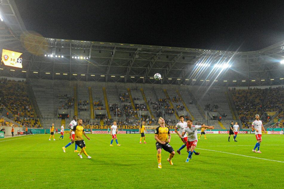 Dynamo Heute Spiel