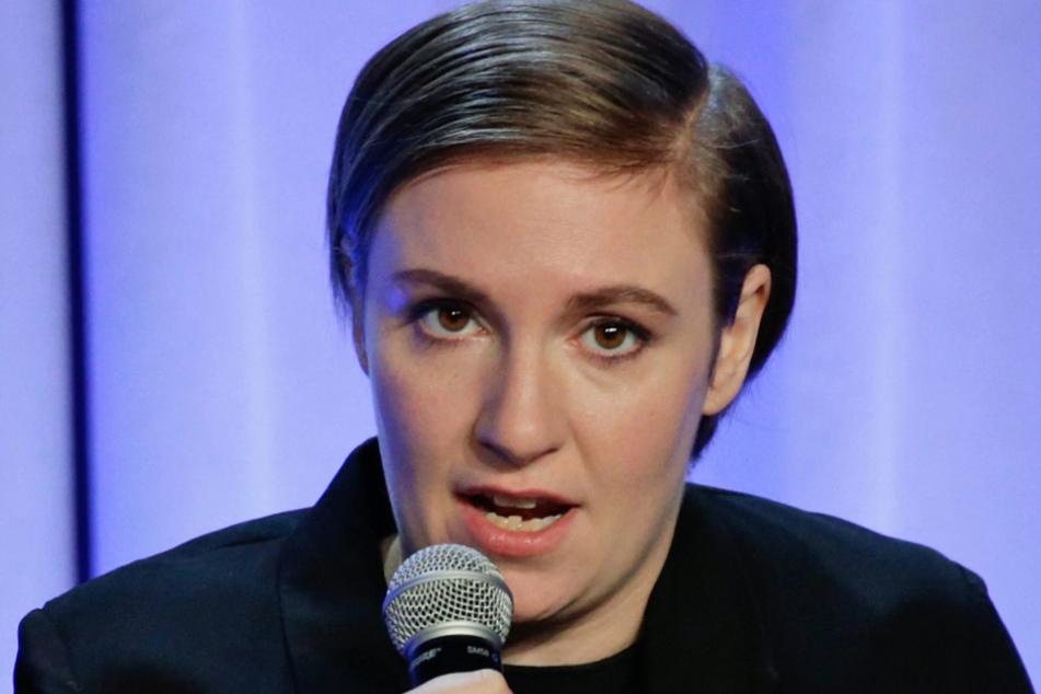 Lena Dunham (34) infizierte sich mit dem Coronavirus.