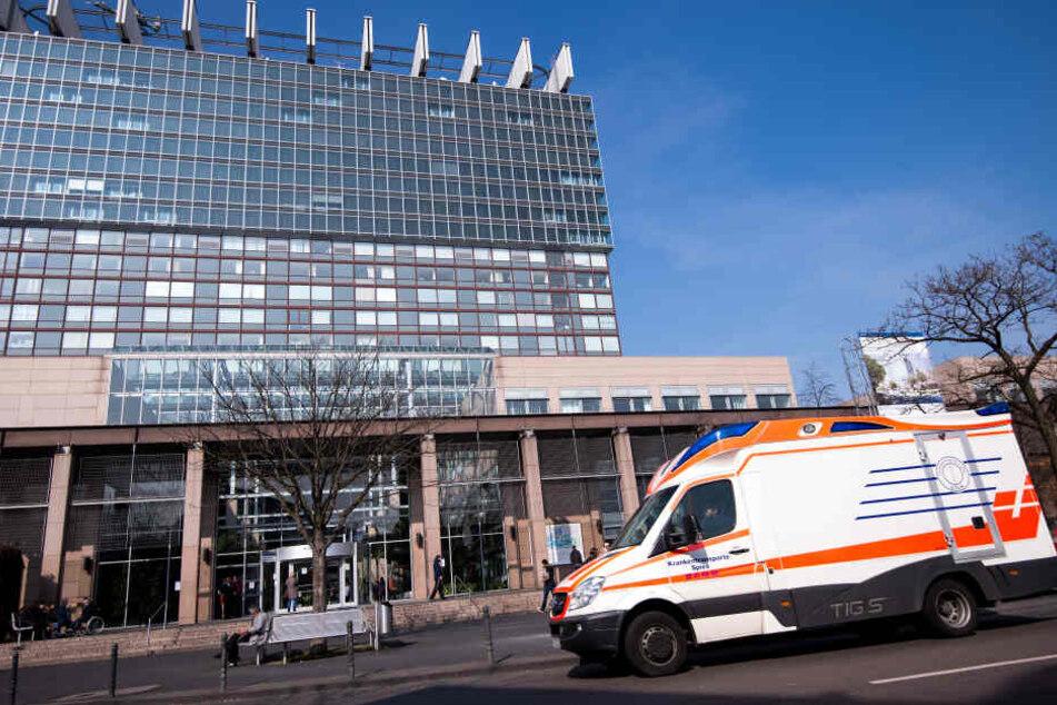 Die Uniklinik in Köln.