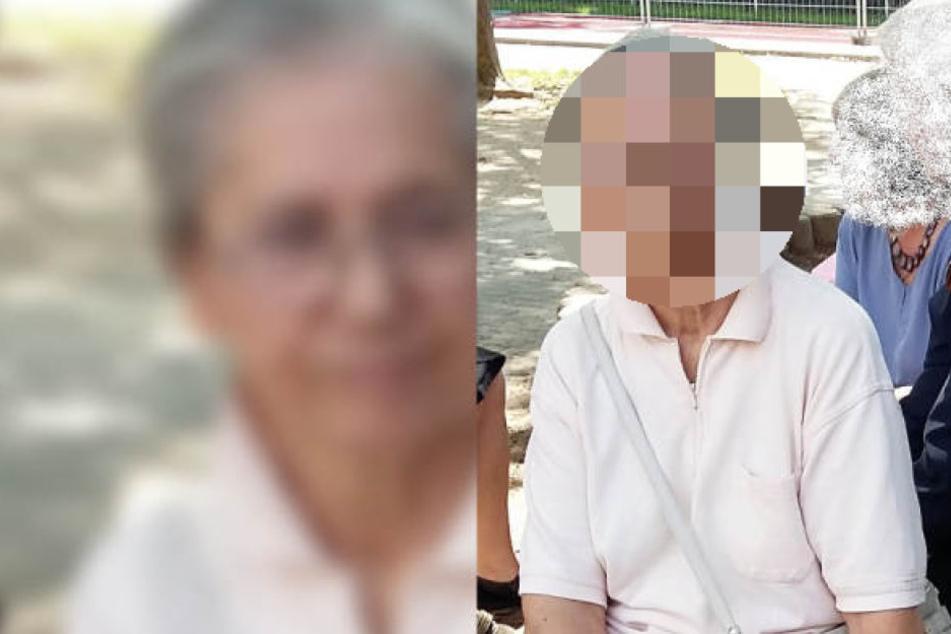 Am frühen Abend wurde die Seniorin von einem Passanten entdeckt und wohlbehalten zu ihren Angehörigen gebracht.