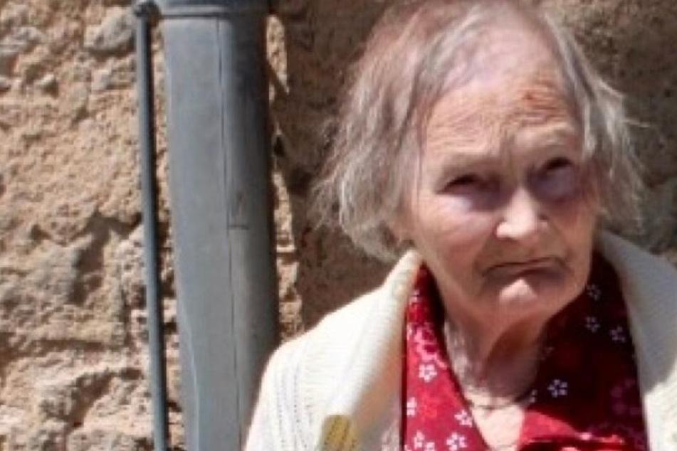 Seit Samstag vermisst: Elfrieda Witte (87).