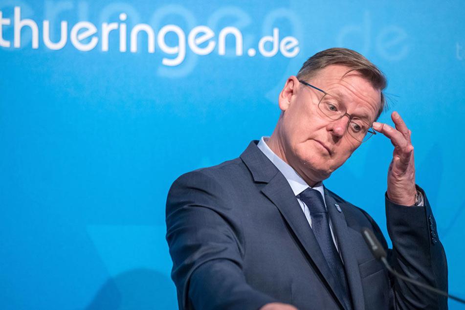 Ministerpräsident Bodo Ramelow (Linke) hatte jüngst kritisiert, das Bundesministerium bremse Pumpspeicherwerke bewusst aus.