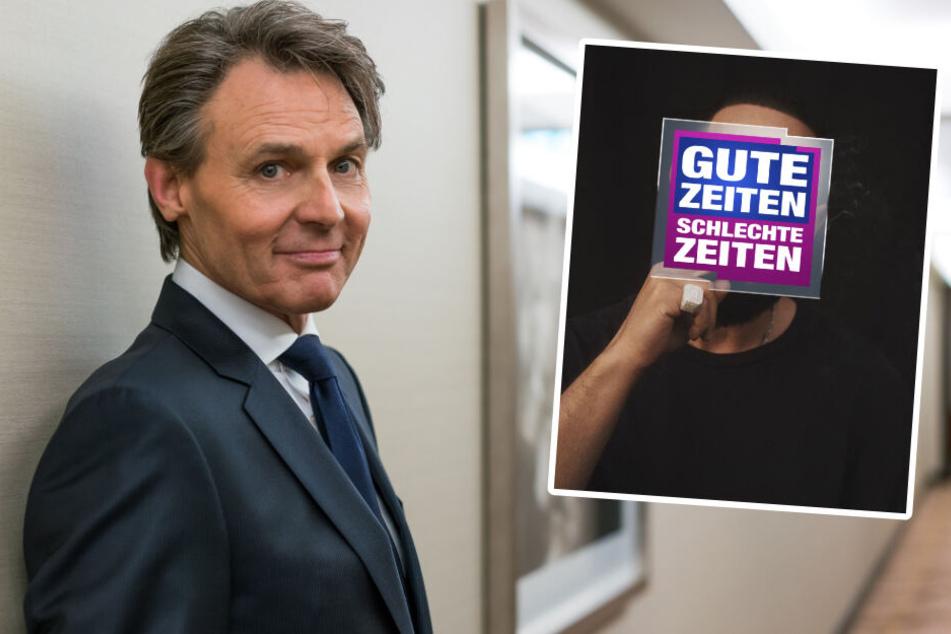 GZSZ-Anwalt Jo Gerner dreht Musik-Video mit Rap-Star und die Fans flippen aus!