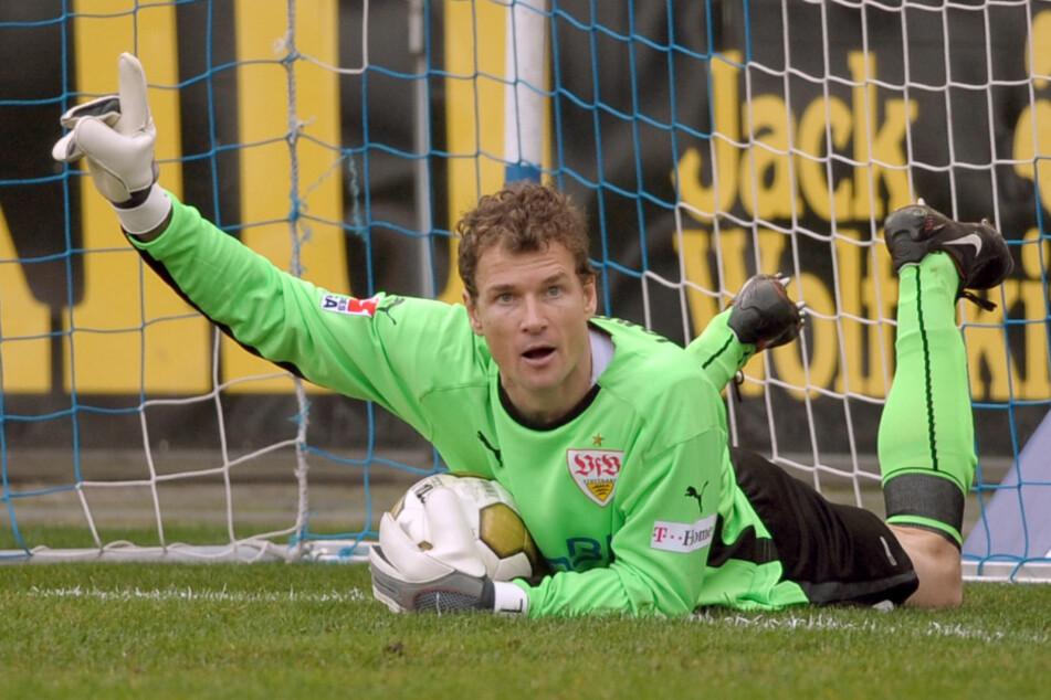 Jens Lehmann stand in seiner aktiven Karriere unter anderem für den VfB Stuttgart und Schalke 04 im Kasten. (Archiv)